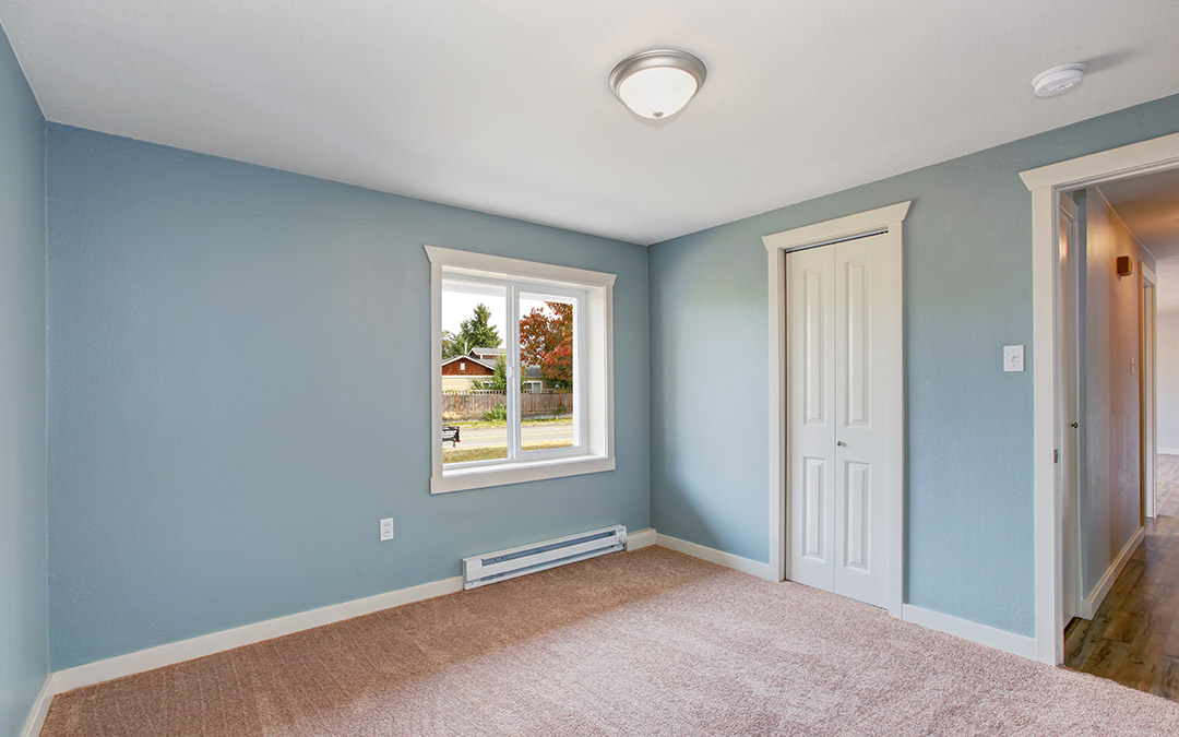 Residential interior painting in La Puente, California