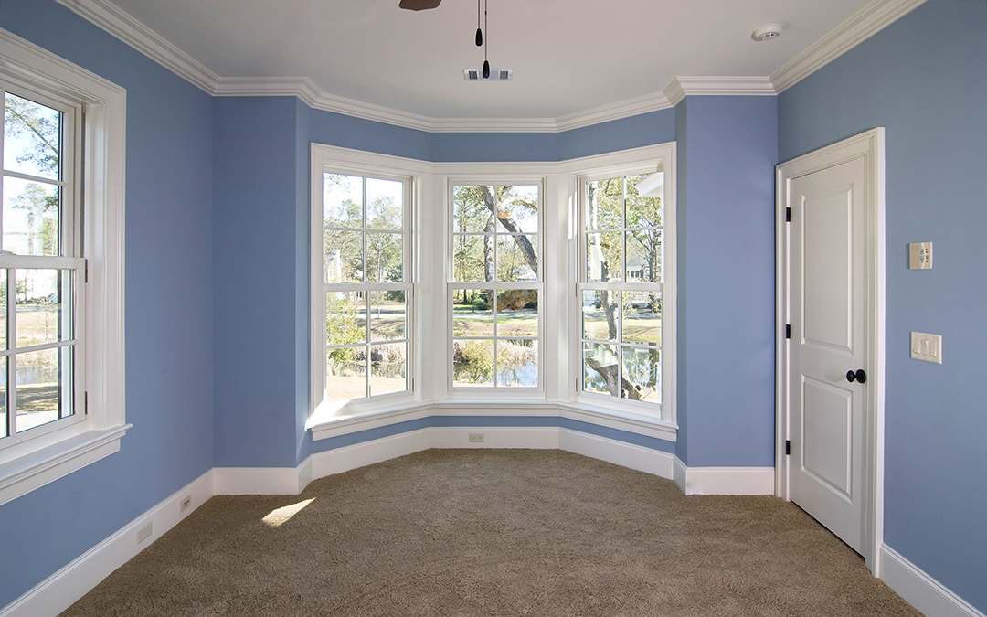 Interior residential painting  in Monrovia